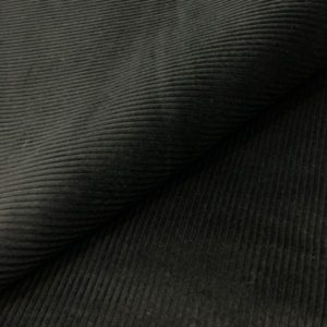 Fransız Cosserat Kadife Siyah