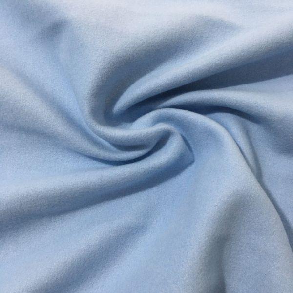 Mantoluk Kaşe Bebe Mavi