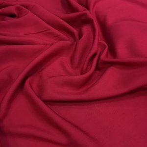 Pamuk Viskon kırmızı