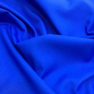 Oğuz Gabardin Saks Mavisi Kumaş