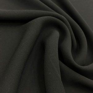 Zara Krep Şifon Siyah