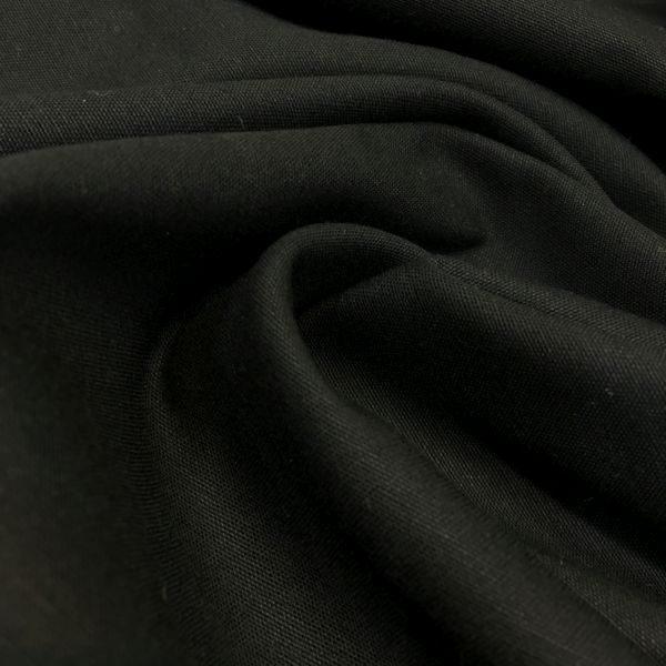Kalın Trenç Kot Siyah