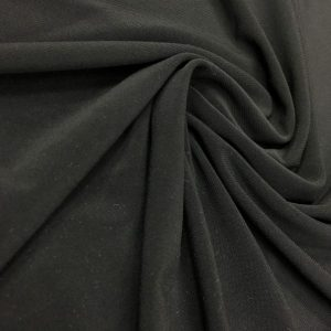 Sandey Kumaş Siyah