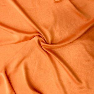 Janjanlı Şifon İndigo Orange