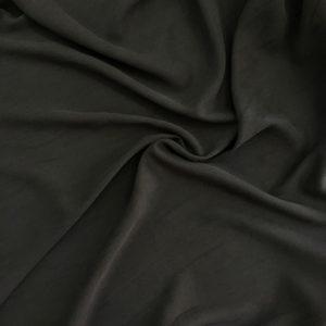 Taşlanmış Koton Siyah