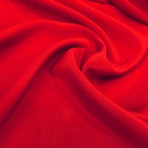 Armani Saf İpek Kırmızı