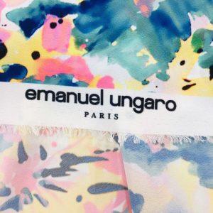 Emanuel Ungaro Krep 8