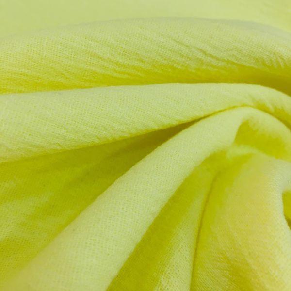 Şile Bezi Limon Sarısı