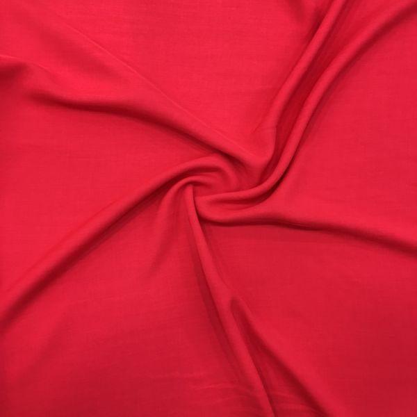 Keten Krep Kırmızı