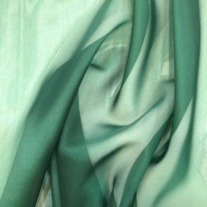 Gazar Organze Zümrüt Yeşili