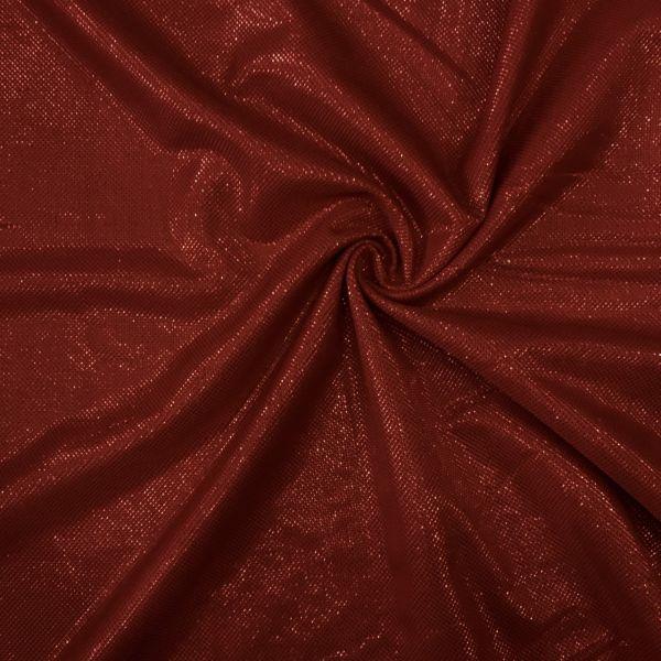 Kırmızı Abiyelik Simli Jarse AYTKS