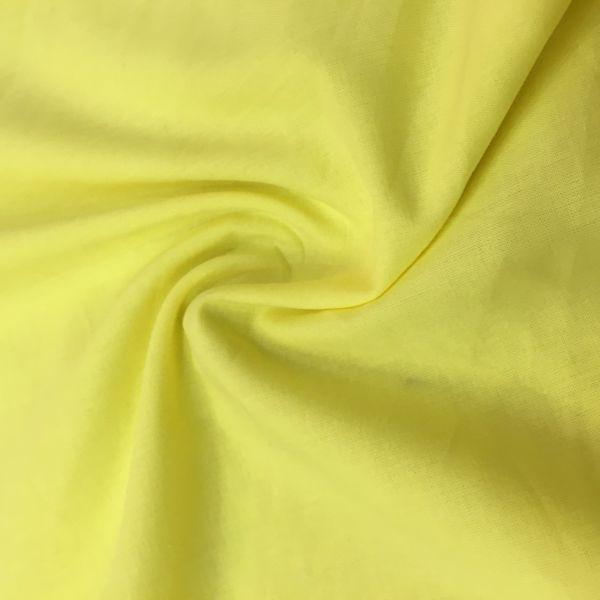 Limon Sarısı Saf Pamuk Vual YGT