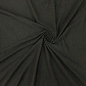 Siyah Penye Kumaş