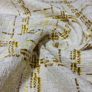 Krem Gold Chanel Kumaş