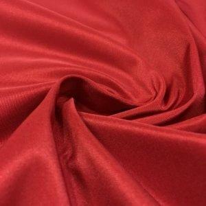 Kırmızı Tafta Kumaş ÜK