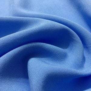 Mavi Viskon Kumaş