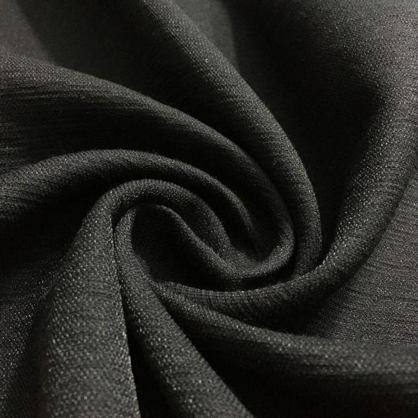 Aerobin Keten Kumaş Siyah