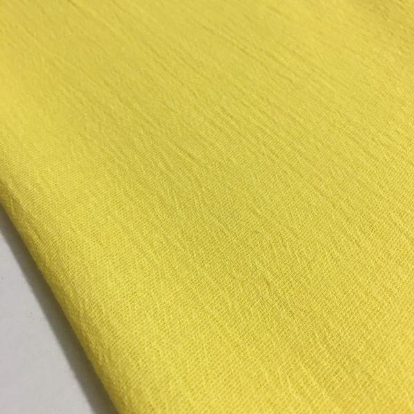 Civciv Sarısı Şile Bezi Kumaş