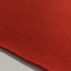 Kırmızı Lacoste Penye Kumaş