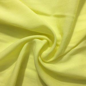 Limon Sarısı Pamuk Viskon