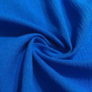 Şile Bezi Saks Mavi