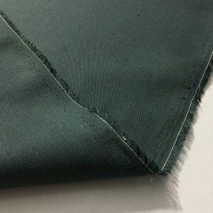 Yeşil Gri Ham Keten Kumaş