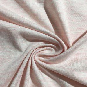 Lüx Tişört Penye Kumaşı Soft Pembe