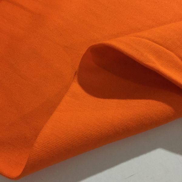 Orange Çelik Penye Kumaş