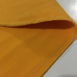 Koyu Sarı Kaşe Kumaş