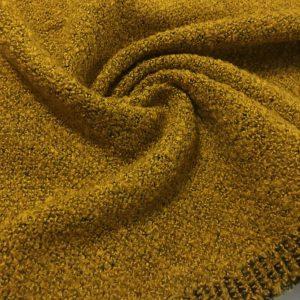 Şanel Kumaş Hardal Sarısı