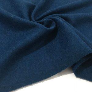 Yünlü Keçe Kumaş Petrol Mavisi